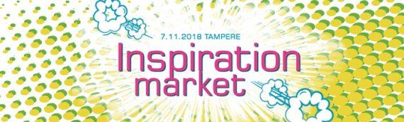 Inspiration market – Yrittäjyystapahtuma